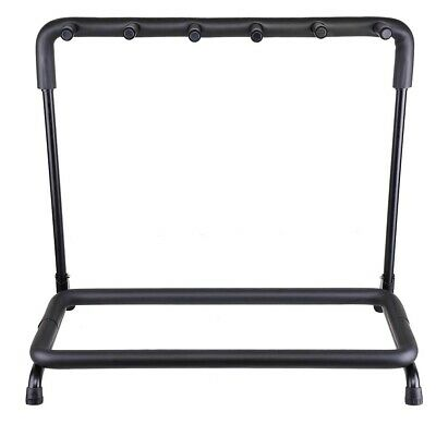 $ CDN40.27 • Buy 5 Steel Guitar Stand Foldable Studio Home Acoustic Electric Guitar Bass Holder