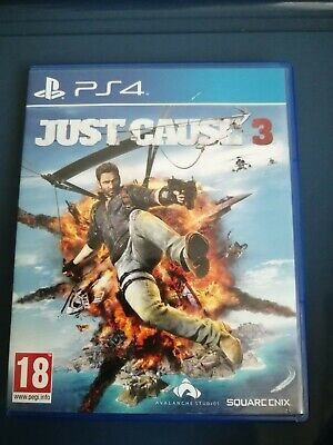 £3 • Buy Just Cause 3 (PlayStation 4, 2015)