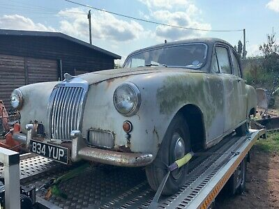£505 • Buy 1956 Armstrong Siddeley Sapphire 236 BARN FIND PROJECT