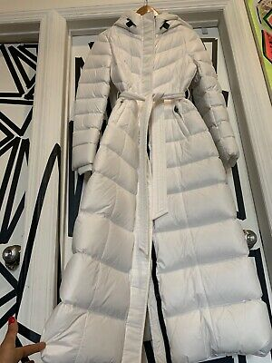 $700 • Buy Mackage A-line Down Coat In Off White. Worn Once. Perfect Condition.