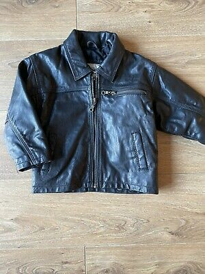 £15 • Buy T Birds Leather Jacket Childs 3 Years
