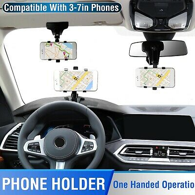 $10.29 • Buy Car Dashboard Mount Cradle Holder Stand For Mobile Cell Phone GPS Accessories