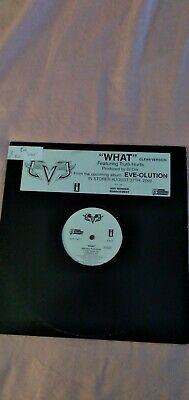 £1.82 • Buy Eve Featuring Truth Hurts – What  (2002)  12  Promo Single Vinyl Ruff Ryders