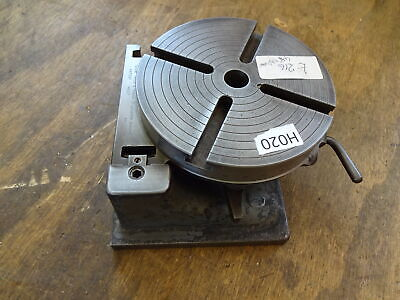 £216 • Buy Taylor Hobson Engraving Milling 6  Swivel Tilt Rotary Table 48 Divisions