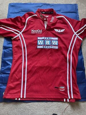 £10 • Buy Scarlets Rugby Shirt