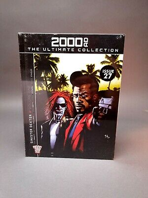 £8 • Buy SINISTER DEXTER: VOLUME 1 - 2000AD The Ultimate Collection. Like New