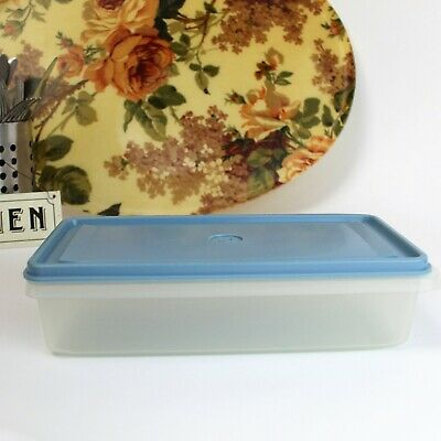 £14.99 • Buy Retro Kitchen - Tupperware Stackable Rectangular Box. Cold Cut Meat & Cheese.