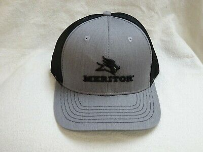 $9.50 • Buy Nwt Meritor Truck Trailer Parts Military  Trucker Style Hat Cap