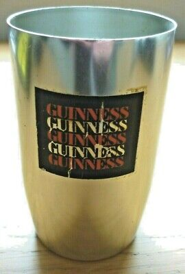 £2.25 • Buy  Guinness  Aluminium Drinking Vessel - With Guinness Label. Rare ??