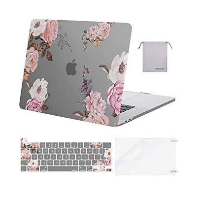 £19.09 • Buy MOSISO Compatible With MacBook Pro 16 Inch Case 2020 2019 Release A2141 With & &