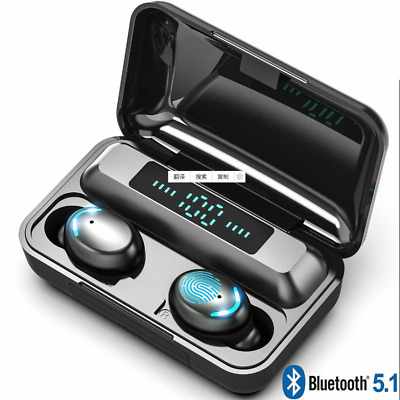 $ CDN14.91 • Buy Bluetooth Earbuds For Iphone Samsung Android Wireless Earphone IPX7 Waterproof