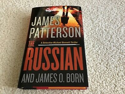 AU2.70 • Buy The Russian By James Patterson (2021 HardCover) 1st Edition, Michael Bennett