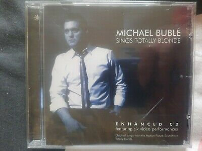 £2.45 • Buy Michael Buble -- Sings Totally Blonde -- ENHANCED CD ( 2008) (New And Sealed)