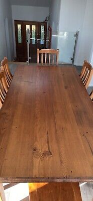 AU150 • Buy Wooden Dining Table With 8 Chairs