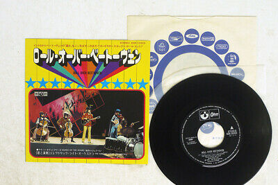 £3.06 • Buy ELECTRIC LIGHT ORCHESTRA ROLL OVER BEETHOVEN ODEON EOR-10303 Japan VINYL 7