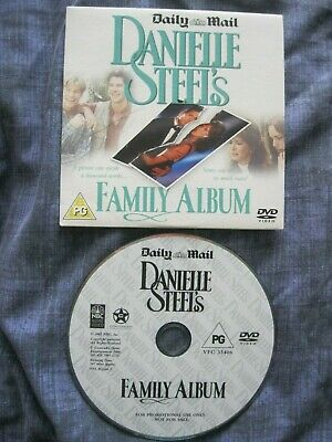 £0.99 • Buy Danielle Steel's. FAMILY ALBUM. Daily Mail Promo DVD. Jaclyn Smith. NEW.