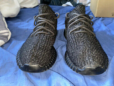 $ CDN214 • Buy Adidas Yeezy Boost 350 Pirate Black 2016 100% Authentic Size 12