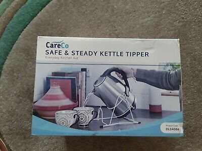 £9.99 • Buy Kettle Tipper Safe And Steady Everyday Kitchen Aid. By CareCo.