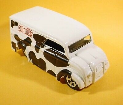 $3 • Buy Hot Wheels White Got Milk Dairy Delivery Mint Loose