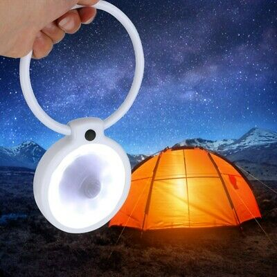 AU8.48 • Buy Super Bright Outdoor Camping Portable Batteries LED Light Hanging Tent Lamp