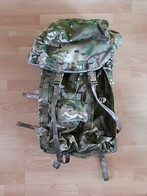 £59 • Buy MTP Army Rucksack Bergen Long Convoluted Back With Frame Excellent Condition