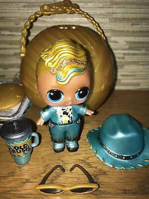 $ CDN44.65 • Buy LOL Surprise Boys Series 4 ULTRA RARE Calamity Luxe 24 Carat Lux Family New