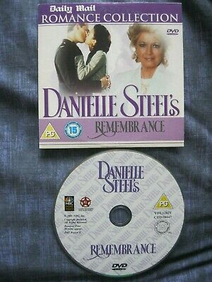 £0.99 • Buy Danielle Steel's. REMEMBRANCE. Daily Mail Promo DVD. Angie Dickinson. NEW.