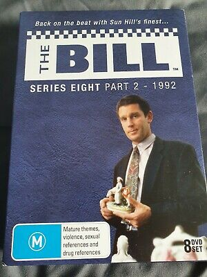 £45 • Buy The Bill Series 8 Part 2
