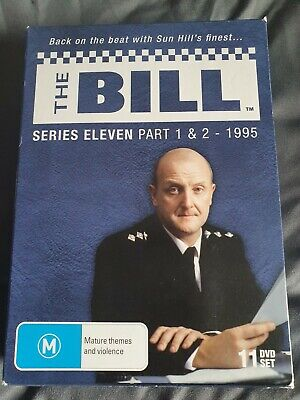 £60 • Buy The Bill Series 11 Part 1 & 2