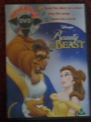£0.95 • Buy Beauty And The Beast, Read Along DVD Complete With Instructions
