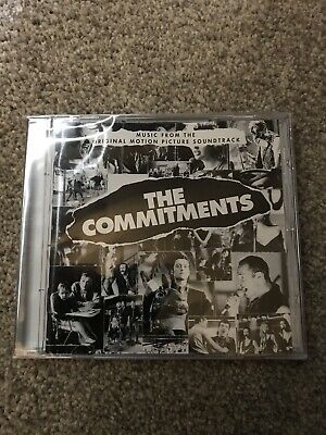 £2 • Buy The Commitments Soundtrack Cd Album Brand New Sealed