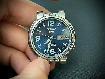 $ CDN43.28 • Buy Vintage Seiko 5 Automatic 32mm Gents Watch S5 Perfect