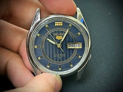 $ CDN29.43 • Buy Vintage Seiko 5 Automatic 35mm Gents Watch S6