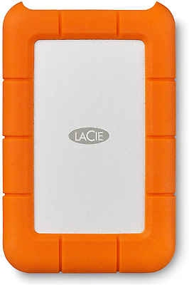 £76.23 • Buy LaCie Rugged Mini 1TB USB 3.0 Portable 2.5 Inch External Hard Drive For PC And /