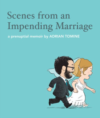 £7.97 • Buy Tomine Adrian-Scenes From An Impending Marri HBOOK NEW