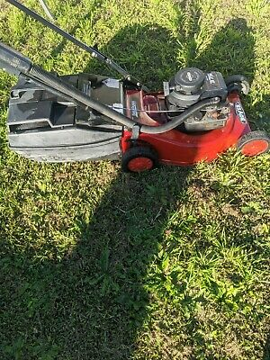 AU280 • Buy Rover EasyPush 4 Stroke Lawn Mower Lawnmower With Briggs And Stratton 375