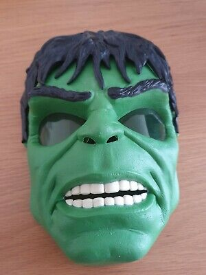 £14.99 • Buy Marvel Avengers The Incredible Hulk Light Up Eyes Mask Toy Excellent Condition