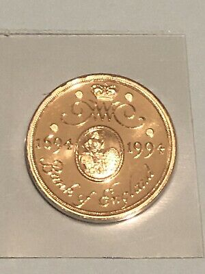 £5 • Buy 1994 £2 Bank Of England 1694-1994 300th Anniversary Two Pound Coin UK BUNC