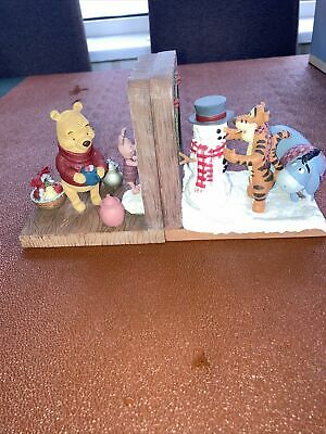 £9 • Buy Winnie The Pooh Bookends Disney