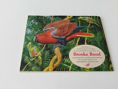 £2.99 • Buy Brooke Bond Picture Cards Tropical Birds