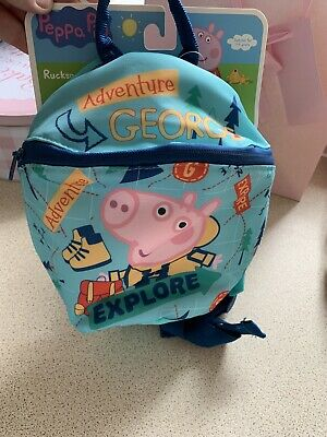 £3.20 • Buy Kids Backpack With Reins