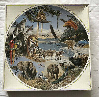 """£20 • Buy Classic """"World Wildlife"""" By Stephen Gayford 1000pc Gibson Puzzle"""