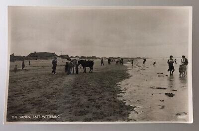 £4.71 • Buy The Sands East Wittering Chichester East Sussex Post Card