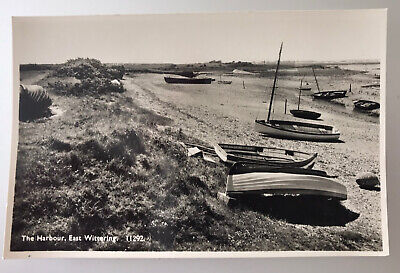 £5.80 • Buy The Harbour East Wittering Chichester East Sussex Post Card
