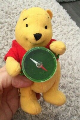 £0.99 • Buy Vintage McDonalds Disney's Winnie The Pooh Toy - Pooh Bear With Compass - 2002