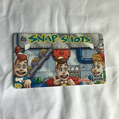 £2.50 • Buy Collectable 1999 Kellogg's Cereal Rice Krispies Photo Card Unused VGC