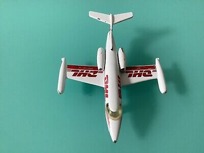 £5 • Buy Matchbox 1973 LearJet DHL Toy Model Diecast Courier Plane /  Aircraft.