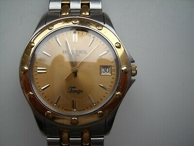 £220 • Buy Raymond Weil Tango Mens Watch Stunning Condition Over £ 800 New
