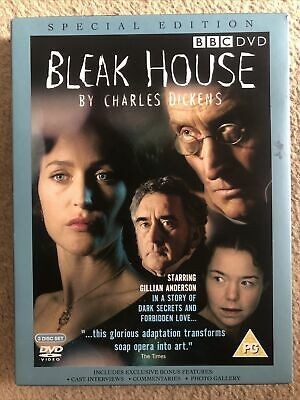 £1.50 • Buy Special Edition Bleak House Dvd By Charles Dickens
