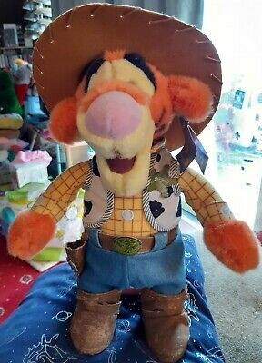 £18 • Buy Woody Toy Story Tigger - With Tags